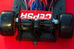 Scuderia Toro Rosso STR9 : aileron arrière