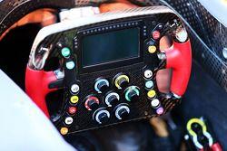 Scuderia Toro Rosso STR9 steering wheel