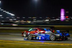 #52 PR1/Mathiasen Motorsports ORECA FLM09 Chevrolet: Mike Guasch, David Cheng, Frankie Montecalvo, G