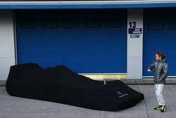Нико Росберг. Презентация Mercedes AMG F1 W05, Презентация.