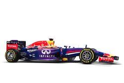 El Red Bull Racing RB10