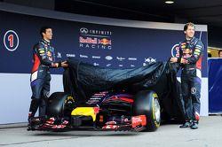 Daniel Ricciardo, Red Bull Racing y Sebastian Vettel, Red Bull Racing revelación del Red Bull Racing