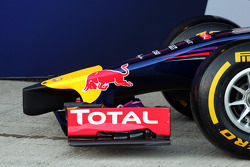 Red Bull Racing RB10 front wing and nosecone