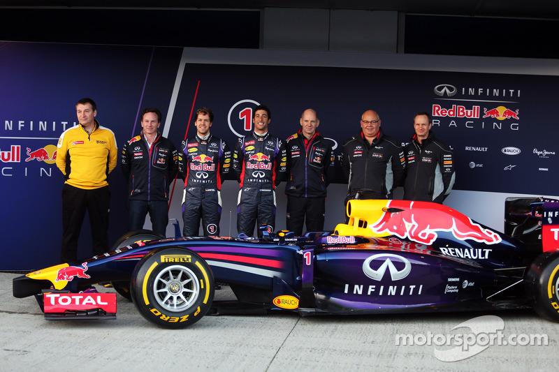 Présentation - Red Bull Racing RB10