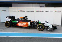 De lancering van de nieuwe Sahara Force India F1 VJM07