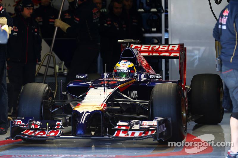 Jean-Eric Vergne: 58 Grand Prix'nin 14'ünden puanla ayrıldı