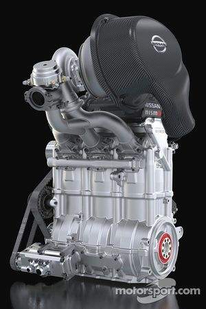 Nissan Zeod Engine, 1.5 liter three-cylinder turbo