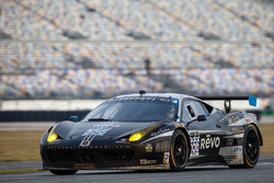 #556 Level 5 Motorsports Ferrari 458 Italia: Scott Tucker, Terry Borcheller, Mike LaMarra, Guy Cosmo