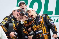 North American Endurance Cup : Wayne Taylor, Max Angelelli, Ricky Taylor, Jordan Taylor