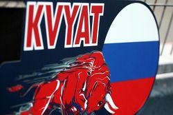 Pit tabelası: Daniil Kvyat, Scuderia Toro Rosso