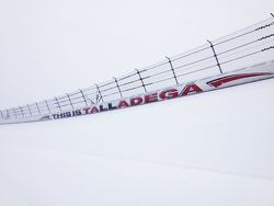 Winter op Talladega