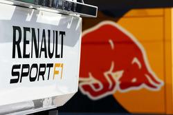 Renault Sport F1 en Red Bull Racing logo