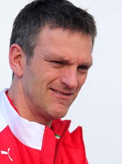 James Allison, Ferrari Chassis Director técnico