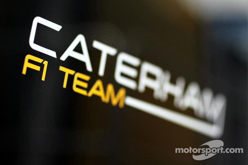 Caterham F1 Takımı logo