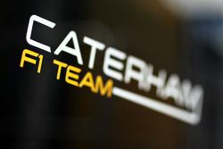Logo do Caterham F1 Team