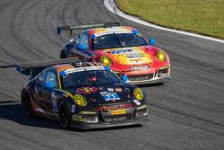 #71 Park Place Motorsports Porsche 911 GT America: Jim Norman, Craig Stanton, Norbert Siedler, Timo