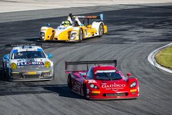 #99 GAINSCO / Bob Stallings Racing Corvette DP Chevrolet: Alex Gurney, Jon Fogarty, Darren Law, Memo