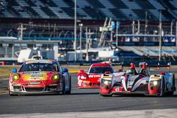 #73 Park Place Motorsports 保时捷 911 GT America: 派特里克·林德赛, 凯文·埃斯特雷, 康诺·德菲利皮, 简森·哈特, 迈克·韦斯, #6 Pickett