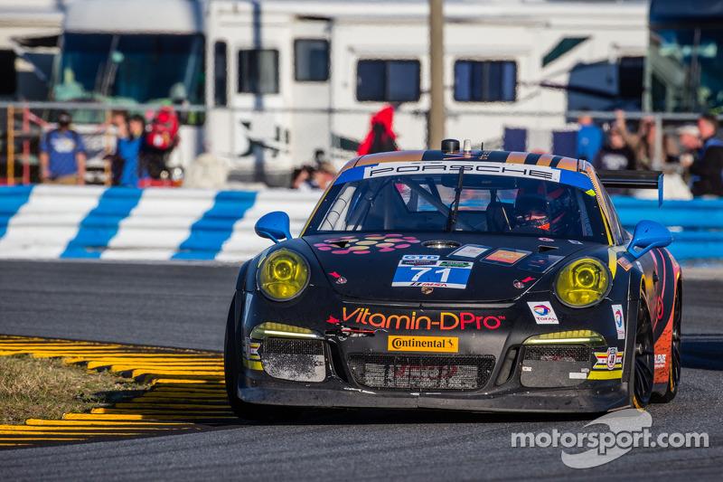 #71 Park Place Motorsports 保时捷 911 GT America: 吉姆·诺曼, 克里格·斯坦顿, 诺伯特·西德勒, 蒂莫·贝恩哈德