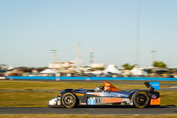 #08 RSR Racing ORECA FLM09: 克里斯·卡明, 阿历克斯·塔利亚尼, 鲁斯蒂·米切尔, 康诺·戴利