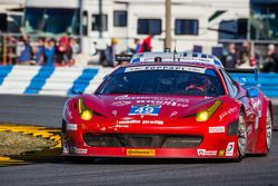 #49 Spirit of Race Ferrari 458 Italia: Piergiuseppe Perazzini, Gianluca Roda, Paolo Ruberti, Davide