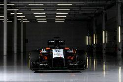 The Sahara Force India F1 VJM07