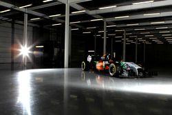 Der neue Sahara Force India F1 VJM07