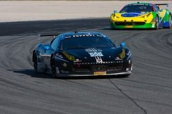 #556 Level 5 Motorsports Ferrari 458 Italia: Milo Valverde, Terry Borcheller, Mike LaMarra, Guy Cosm