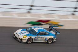 #18 Muehlner Motorsports America 保时捷 911 GT America: 埃尔·班博, 欧亨尼奥·阿莫斯, 布拉德利·布鲁姆, 亚历山大·因佩拉托里, 罗纳德·兹察