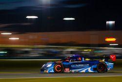 #90 Spirit Of Daytona Corvette DP Chevrolet: Richard Westbrook, Michael Valiante, Mike Rockenfeller