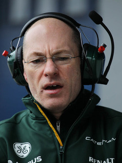 Mark Smith, Caterham F1 Team, Direttore Tecnico