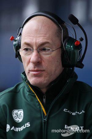Mark Smith, Caterham F1 Team, Direttore Tecnico
