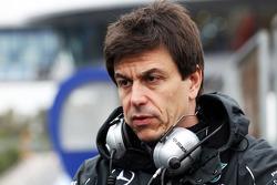 托托·沃尔夫, 梅赛德斯AMG F1车队股东和执行总监