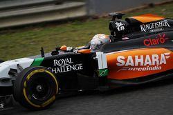Daniel Juncadella, Sahara Force India F1 VJM07 Piloto de pruebas y de reserva