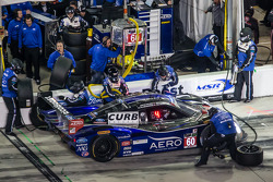 Arrêt au stand - #60 Michael Shank Racing with Curb/Agajanian Riley DP Ford EcoBoost: John Pew, Osw
