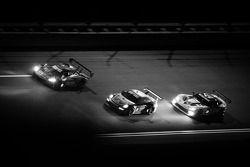 #10 Wayne Taylor Racing Corvette DP Chevrolet: Wayne Taylor, Max Angelelli, Ricky Taylor, Jordan Taylor ; #30 NGT Motorsport Porsche 911 GT America: Henrique Cisneros, Christina Nielsen, Nicki Thiim, Kuba Giermaziak ; #33 Riley Motorsports SRT Viper GT3-R