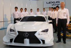 Lexus lanceert de nieuwe RC-F