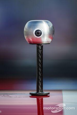 Caméra 360 de Motorsport.com sur la Ferrari 458 Italia n°63