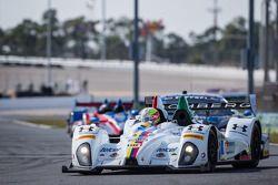 #7 Starworks Motorsport ORECA FLM09 Chevrolet: Alex Popow, Isaac Tutumlu, Martin Fuentes, Kyle Marce