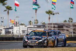#12 Bodymotion Racing Porsche 997: Andrew Baxter, Shane Lewis