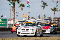 #22 Burton Racing BMW 128i: Greg Strelzoff, Connor Bloum
