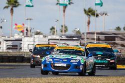 #26 Freedom Autosport Mazda MX-5: Randy Pobst, Andrew Carbonell