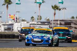 #26 Freedom Autosport 马自达 MX-5: 兰迪·普博斯特, 安德鲁·卡博内尔