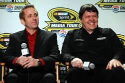Greg Biffle en Robbie Reiser