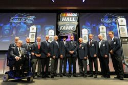 Levende NASCAR Hall of Famers