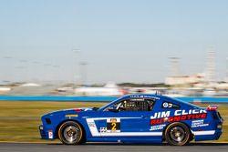 #2 吉姆·克里克 Racing 野马 Boss 302 R: 吉姆·克里克, 迈克·麦克格文