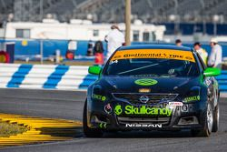#34 Skullcandy Team Nissan Nissan Altima: Derek Jones, Johnny Kanavas