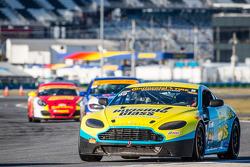#99 Automatic Racing Aston Martin Vantage: Rob Ecklin Jr.