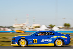 #62 Mitchum Motorsports Camaro GS.R: Cameron Lawrence, Lewis Plato