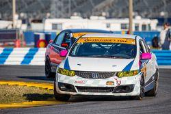#20 Next Generation Motorsports Honda Civic Si: Squeak Kennedy, Bobby Kennedy